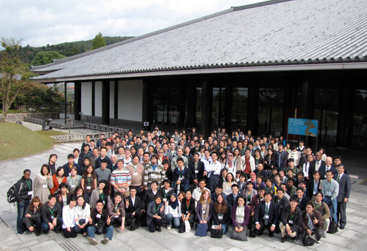7th International Symposium group photo