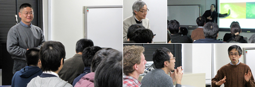 Photo (GCOE Mini-Symposium on Microtubules)